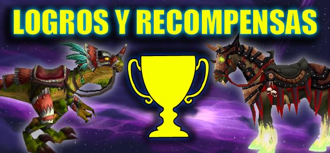 Nuevo sistema de logros y recompensas