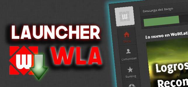 Launcher de WoWLatinoAmérica