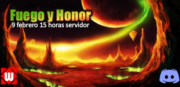 Fuego  honor