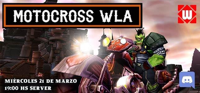 Día 2: Motocross WLA