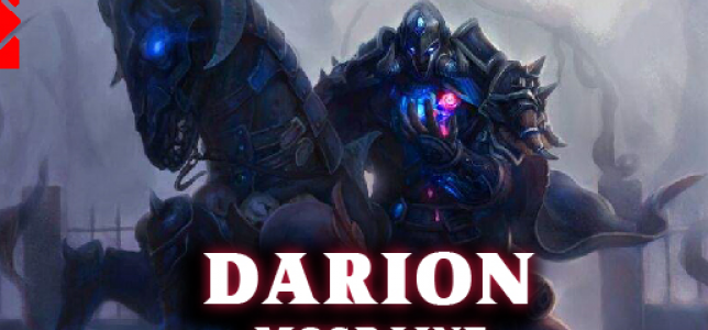 Darion Mograine: Su historia