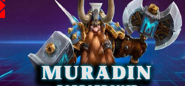 Muradin Barbabronce: Su historia