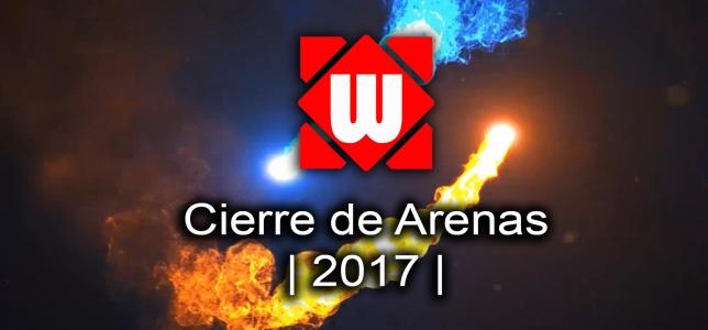 Cierre de Temporada de Arenas 2017