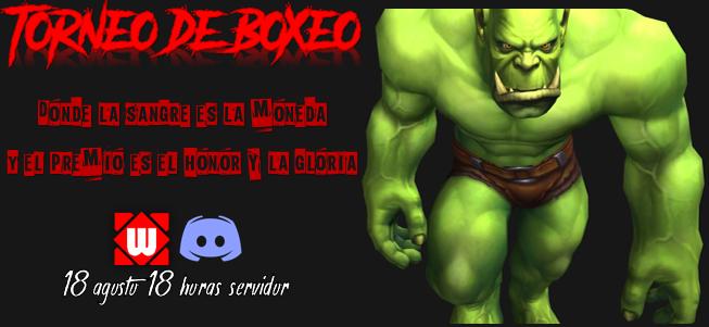 Torneo de Boxeo