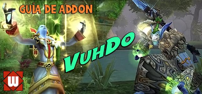 Guía del Addon VuhDo