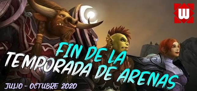 Final de Temporada de Arenas - Julio/Octubre 2020