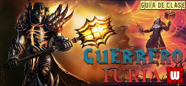 Guía de Guerrero Furia (PvE)